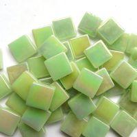 001p Iridised Soft Green