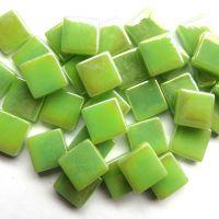 003p Iridised Mint Green
