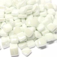 040p: Pearlised Opal White: 50g