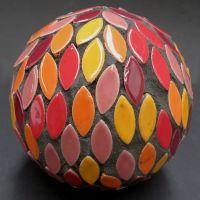 Petal Gazing Ball: 12cm