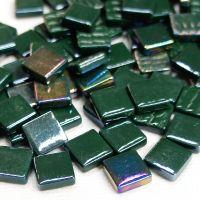 087p Iridised Dark Green