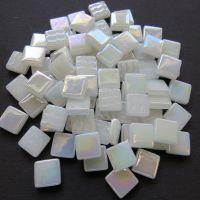 041p Iridised Broken White: 100g