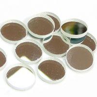 Round Mirror 25mm: 110pcs