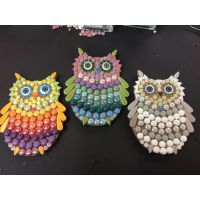 Owlets 15cm: Parliament of 3