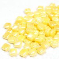 031p: Pearlised Corn Yellow