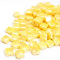032p: Pearlised Warm Yellow: 50g