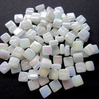 041p Pearlised Broken White: 50g