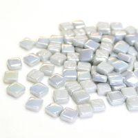 043p Pearlised Pale Grey: 50g