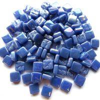 067p Pearlised Warm Blue: 50g