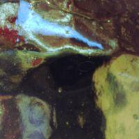 AR06 Olive Wavy: 5x15cm