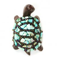 Turtle Baby: Teal