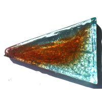 15cm Triangle: Topaz