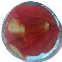 20cm Round: Red