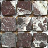 Deep Bordeaux Marble