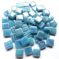 063p Iridised Mid Turquoise