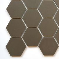 Anthracite: 50mm Hexagon