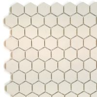 Super Blanc: 25mm Hexagon