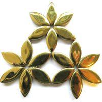 H01 Gold 25mm Petal