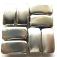 9x17mm: Silver (8pcs)