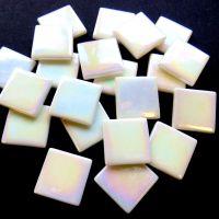 040P Iridised Opal White
