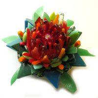 Lotus Flower: Red***