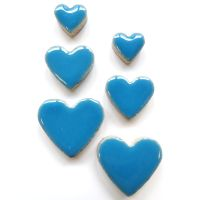Thalo Blue Hearts H171