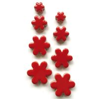 Poppy Red Flowers H401