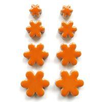 Flower Charm: Popsicle Orange H6