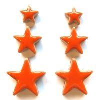 Popsicle Orange Stars: H6