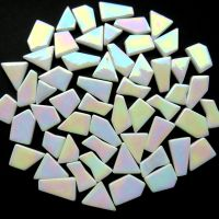 040P Iridised Opal White: 100g