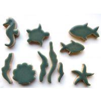 Sealife: Phthalo Green H16