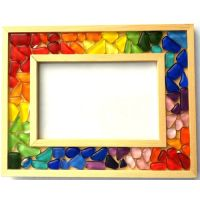 RainBow Picture Frame*