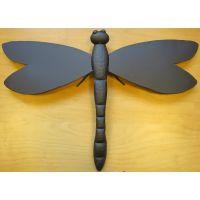 Large Dragonfly 60cm: Metal
