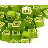 7/8 Lime Green Square V43 25g