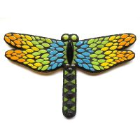 Mini Dragonfly: Blue/Green