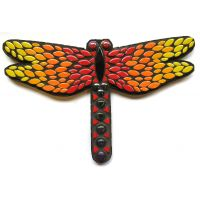 Mini Dragonfly: Red/Yellow