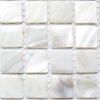Mother of Pearl Squares