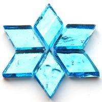 Large: AR03 Aqua Wavy: 6 tiles