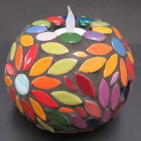 15cm Petal Candleholder