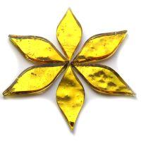 Small Petals: AR17 Gold Wavy: 6 tiles