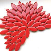 H401 Poppy Red