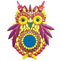 20cm Owl: Rock On