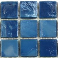 AJ77 Manganese Blue: 25 tiles
