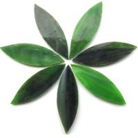 Large Petals: MG76 Olive Grove: 7 pieces
