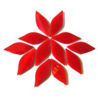 Small Petals: MG115 Deep Red: 12 pieces
