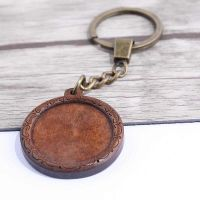 Wooden Keyring: Arch