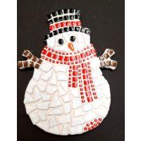 18cm Snowman Sam*