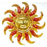 Aztec Sun: Red 50cm**