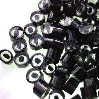 V65 Black Clear Bullseye